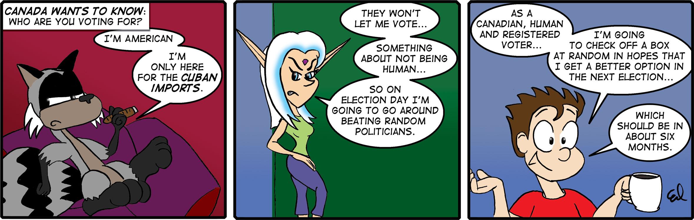 Politic-ing 5