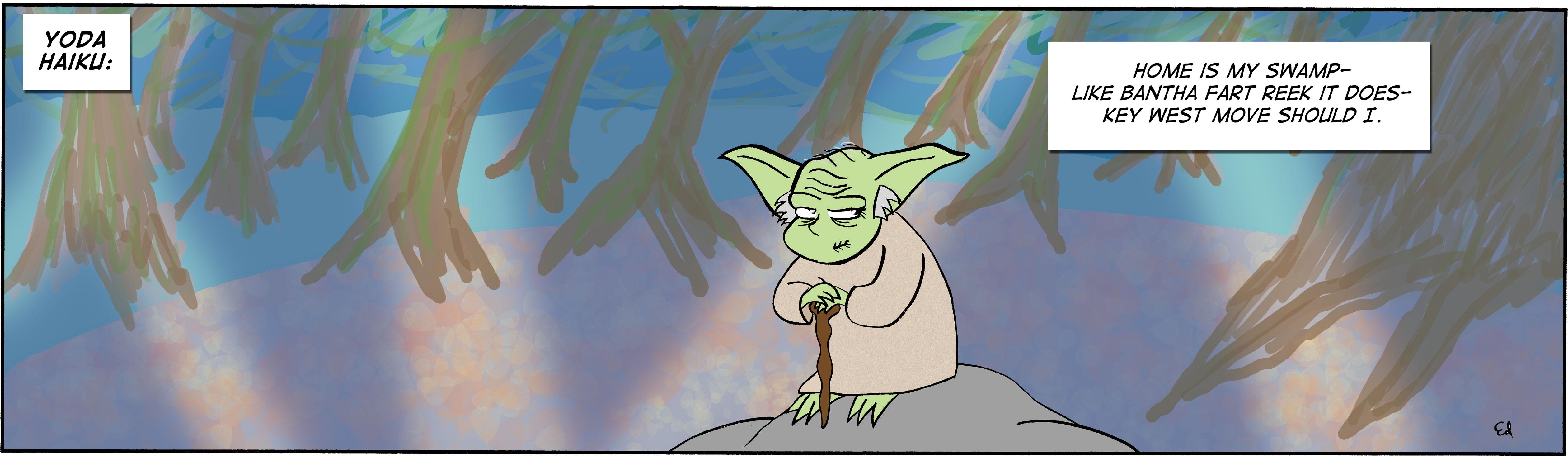 Yoda Haiku