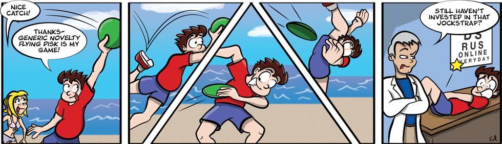 Generic flying disc