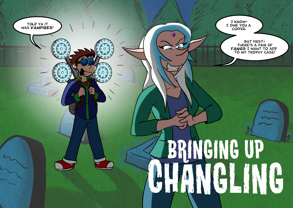 Bringing up Changling, 3