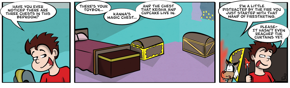 So many chests
