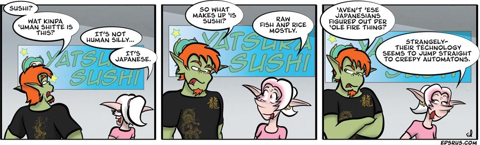 Beastly Sushi