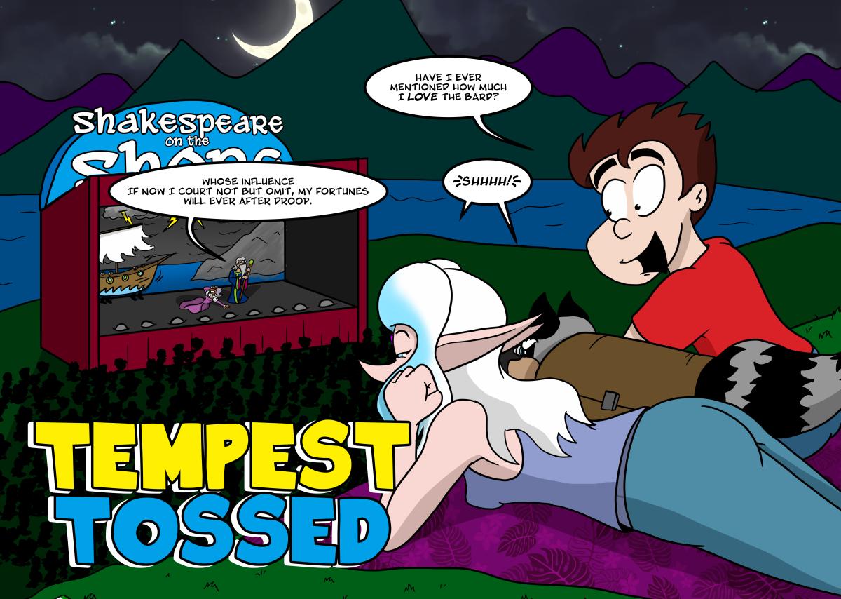 Tempest Tossed – 002
